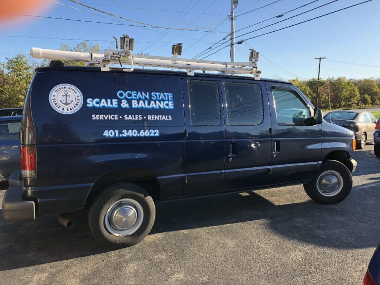 Ocean State Scale and Balance van